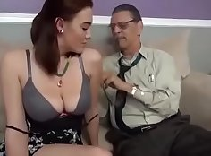 grandpa dinner cum load for these that Ive been watching