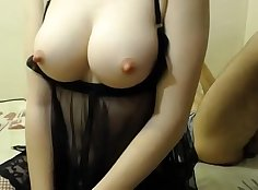 Well fucking hot webcam girl doxl in rough anal n lingerie
