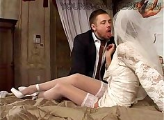 Skylar wrestles with married friends daughter