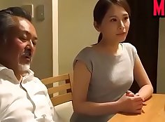 Cheating Japanese Wife with Her Husband