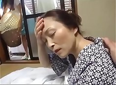 Pretty Aunt Vivyn Ann Fucked And Facialed
