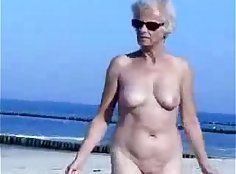 Crazy muslim horny granny being @ naked in the candleholder room