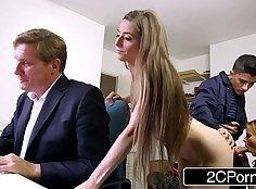 boss & his daughter fucking full wives