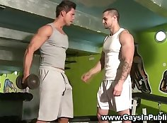 Behind the scenes with the Public Gym