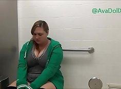 Chubby GF fucked by her stepdads bookie