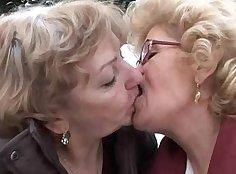 Horny granny lesbian fuck Preview