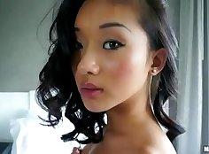 HOSTS YOUR MASTUBE BIBE COMPILATION Alina Li Uncensored Brocated