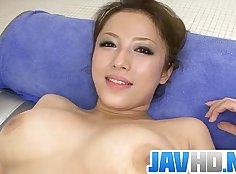 Big titted tgirl strokes and blows a nice pecker