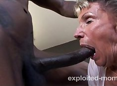 British mature granny fucked by bbc