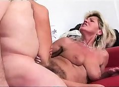 Squirt with Hairy Granny WhatsApp