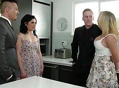 Swinger Wife Does Her Neighbor For Bad Advice