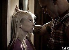 Nubile Films Petite blonde teen fucks stepdad hard