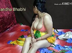 Chubby Indian Mature Woman fucks Pussy with Hot Mouth And Sex