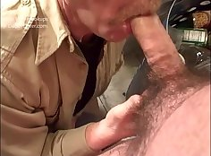 Hairy hunk dad breaks into his room xxx