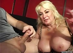 Ava Wild smokin butt sex and blowjob well laid mom with big tits