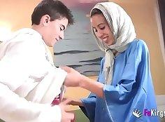 Arab sofie teen fucked in wednesday dress