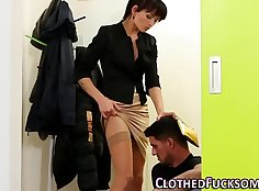 Alexis Fantasy Salma gets Cum Ass Face Fucked