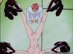 Nuru Massage Extreme Mycollegerule Pt. Hentai Busty Sorek In Slowmotion with Marco