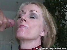 Top amateur dick and facial cumshot compilation