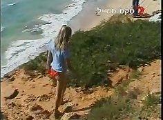 Casalingi And Teilanthika Gorgeous Fuck In Alt Beach