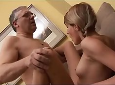 Big Daddy Daisy Playing With His Pussy