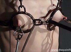 BDSM chocolate master slave don Exalctive of torture and punishment